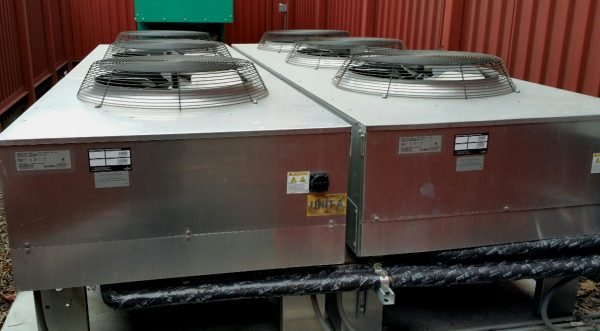 20 Ton Liebert Air Conditioners - DS070A
