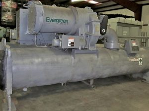 Carrier Evergreen Water Cooled Chiller - 450 Ton