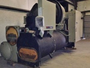 Trane Water Cooled Chiller - 450 Ton