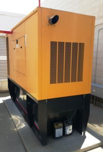 Olympian 150 kW Enclosure