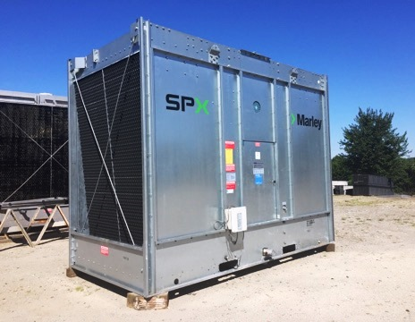 160 Ton Marley Cooling Tower Unit Is All Galvanized Steel