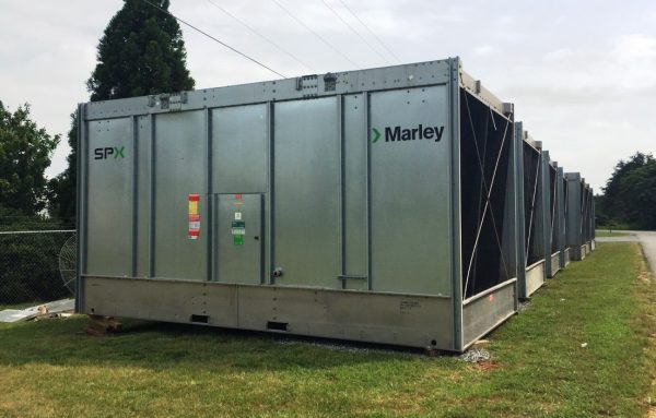 590 Ton Marley Cooling Towers