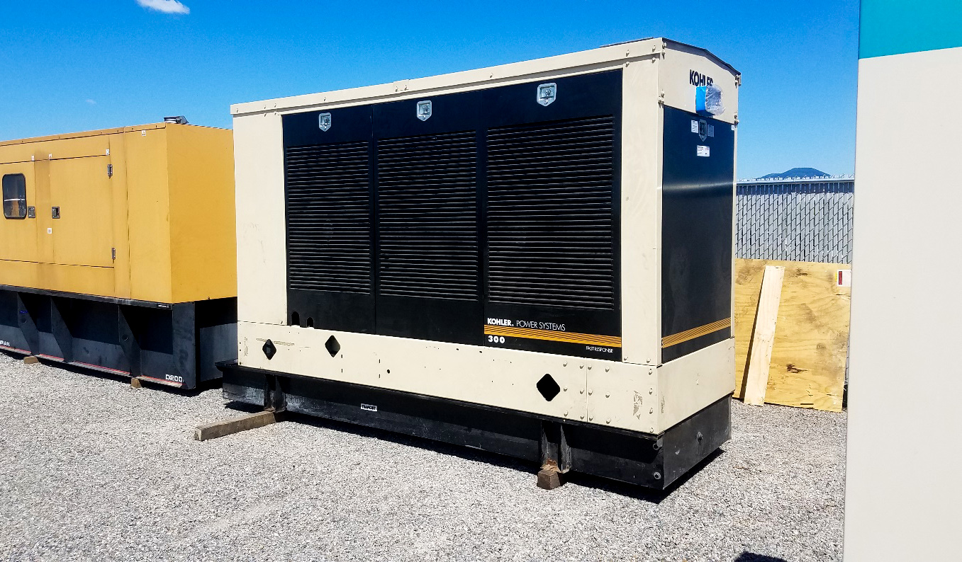 300 kW Kohler with only 472 hours. Includes a base tank and ... Olympain D Genset Wiring Diagram on