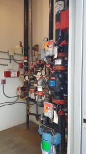 Fire Suppression Controls