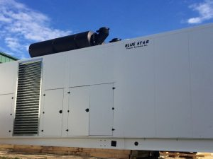 2000 kW Blue Star Power Systems Diesel Generator