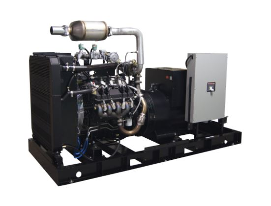 350 kW Gillette Natural Gas Generator - Prime