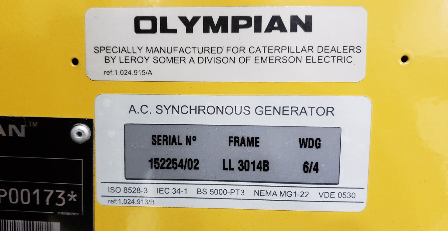 Olympian Generator Wiring Diagram Cat    Wiring Diagram