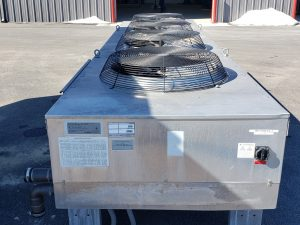 4 Fan Liebert Drycooler - Glycol