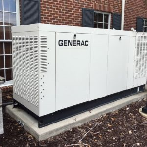 100 kW Generac Natural Gas Generator