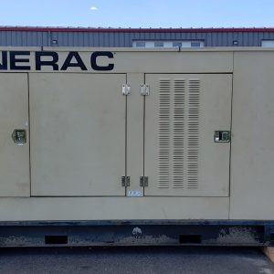 200 kW Generac Natural Gas Generator