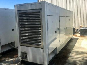 125 kW SRC Natural Gas Generator