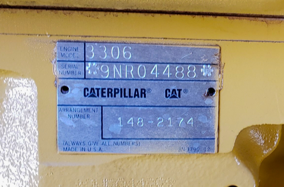 Control Panel In Addition Caterpillar 3306 Generator Wiring Diagram