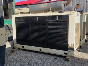 100 kW Model 100RZ72 Kohler Natural Gas Generator