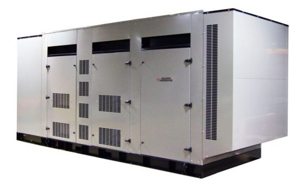 350 kW Gillette Natural Gas Generator