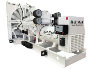 900 kW Blue Star Power Systems Natural Gas Generators