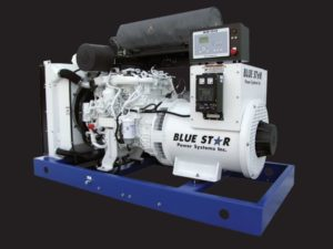 265 kW Blue Star Power Systems Natural Gas Generators