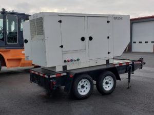 35 kW Blue Star Power Systems JD40-03 Generator