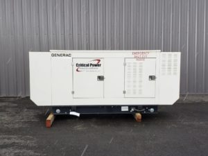 70 kW Generac Natural Gas Generator